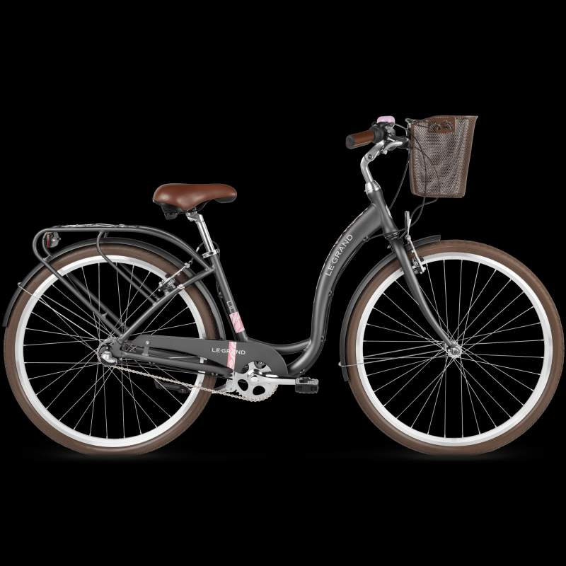 Rower miejski Le Grand Lille 4 2019