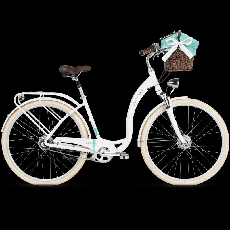 Rower miejski Le Grand Lille 7 2019