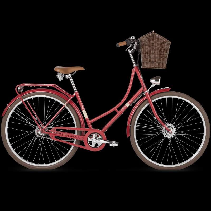 Rower miejski Le Grand Virginia 2 2019