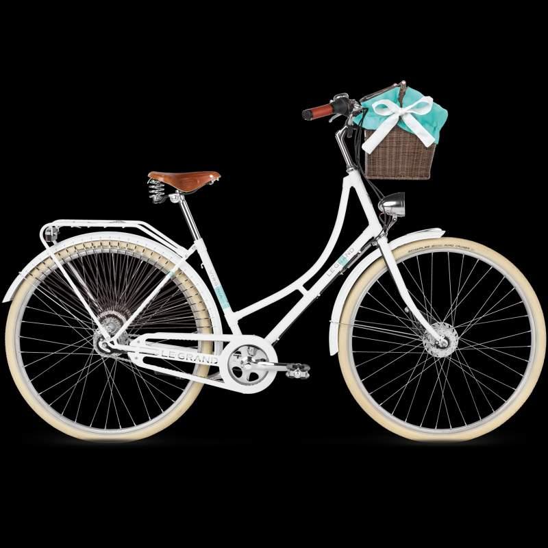 Rower miejski Le Grand Virginia 3 2019