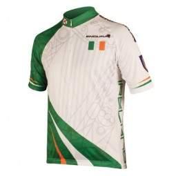 Koszulka Endura drukowana Irlandzka
