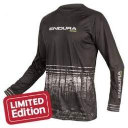Koszulka Endura MT500 L/S Print T II