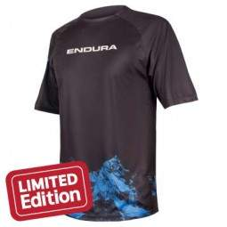 Koszulka Endura SingleTrack Print T Mountains