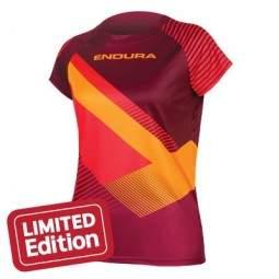 Damska Koszulka Endura MT500 Print T II