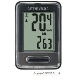 Licznik Cateye Velo 9 CC-VL820