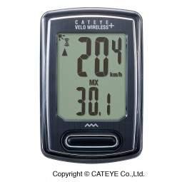 Licznik Cateye Velo Wireless+ CC-VT235W