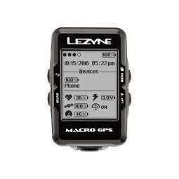 Komputer rowerowy LEZYNE Macro GPS