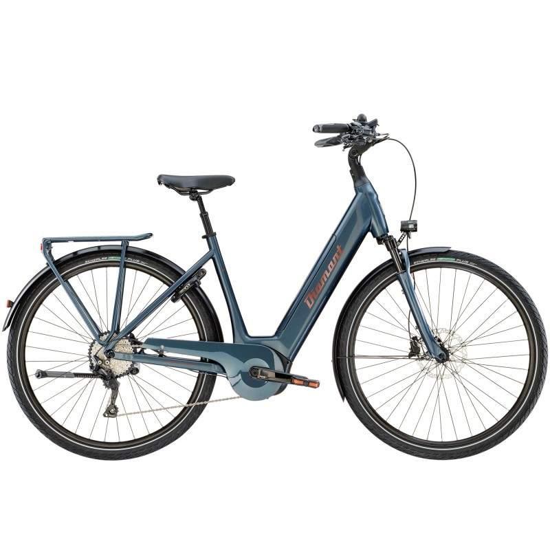 Rower elektryczny damski miejski Diamant Zagora+ T 2019