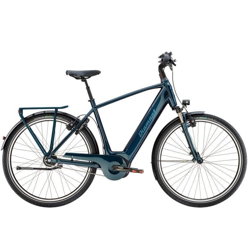 Rower elektryczny miejski Diamant Onyx+ H 2019