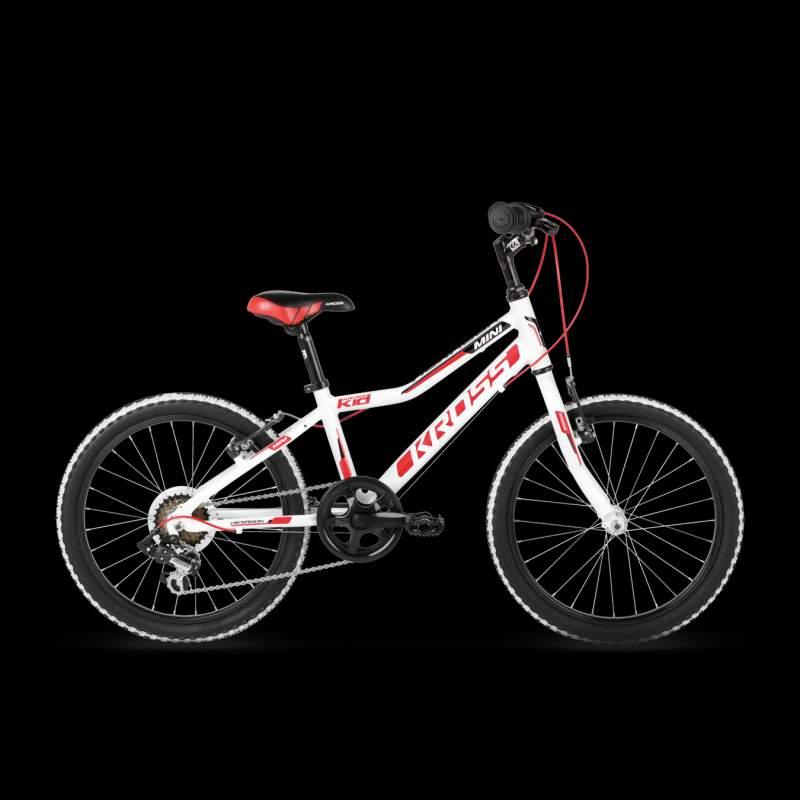 """Rower dziecięcy Kross Hexagon Mini 20"""" 2018"""