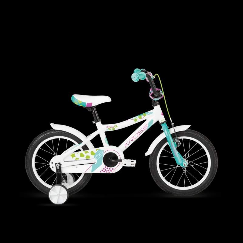 """Rower dziecięcy Kross Polly 16"""" 2018"""