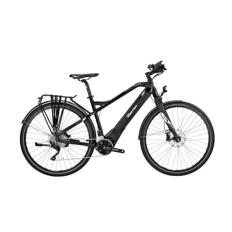 Rower elektryczny BH Bikes Atom Cross Pro 2018