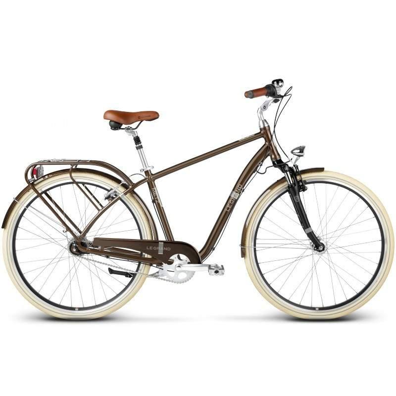 Rower miejski Le Grand Metz 3 2016