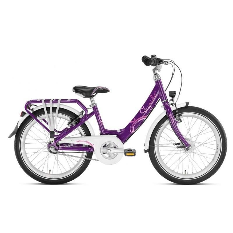 Rower dziecięcy Puky SKYRIDE 20-3 light 2018