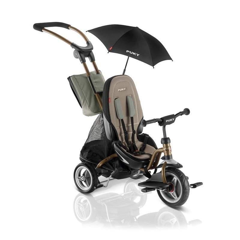 Rower dziecięcy trzykołowy Puky CAT S6 CEETY 2019