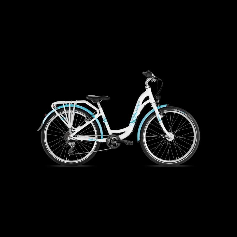 Rower młodzieżowy Puky SKYRIDE 24-8 light 2018