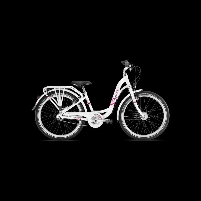 Rower młodzieżowy Puky SKYRIDE 24-7 light 2018
