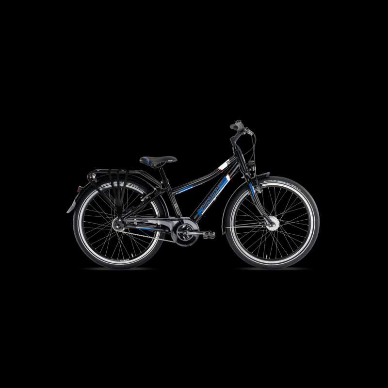 Rower młodzieżowy Puky CRUSADER 24-7 City light 2018
