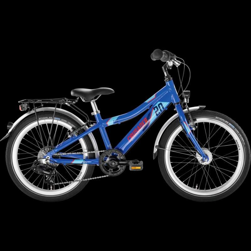 Rower dziecięcy Puky CRUSADER 20-6 2018