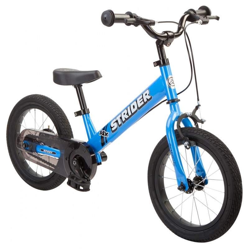 Rower biegowy Strider 14x Sport (2 rowery w 1)