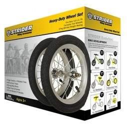 Aluminiowe koła pompowane Strider Heavy-Duty Wheel Set - (2szt.)