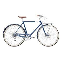 Rower miejski Creme Cycles Caferacer Man Solo 9s
