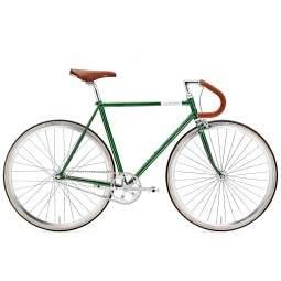 Rower miejski Creme Cycles Vinyl Doppio Fix