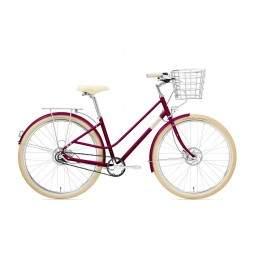 Rower miejski damski Creme Cycles Eve 8s Belt Drive Dynamo