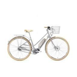 Rower miejski elektryczny Creme Cycles Eve'e 7s Belt Drive Steps E5000
