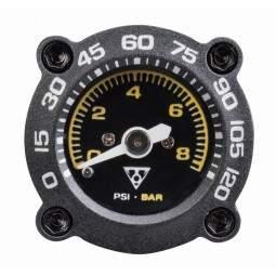Pompka Topeak Roadie Da G Dual Action z manometrem