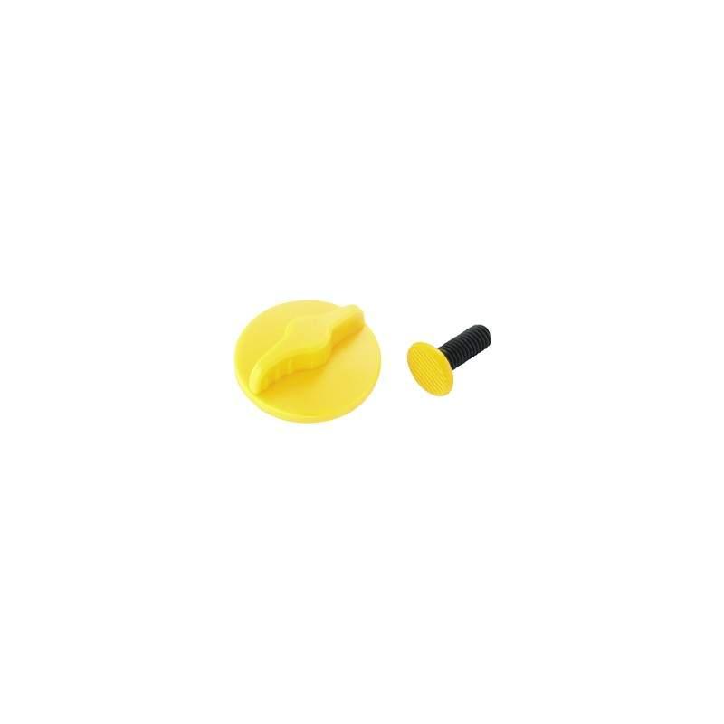 Topeak Koszyk Śrubka I Żółta Nakrętka (Modula Ex I Modula Java Cage)
