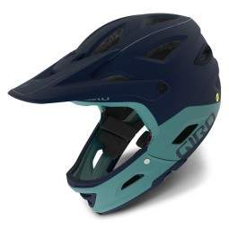 Kask full face Giro SWITCHBLADE Integrated Mips 2019