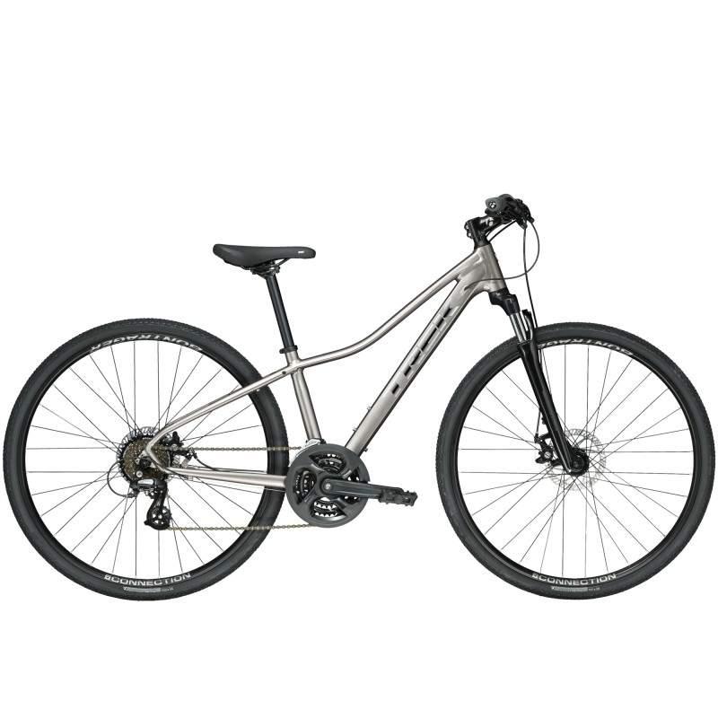 Rower crossowy damski Trek Dual Sport 1 2019