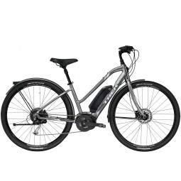 Rower elektryczny damski Trek Verve+ Lowstep 2019