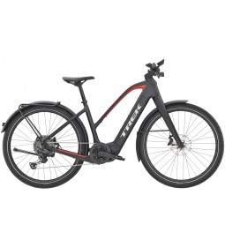 Rower miejski elektryczny Trek Allant+ 9.9 Stagger 2020