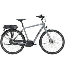 Rower miejski elektryczny Trek District+ 1 400 Wh 2020