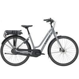 Rower miejski elektryczny Trek District+ 1 Midstep 300 Wh 2020