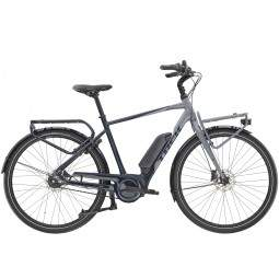 Rower miejski elektryczny Trek District+ 2 300 Wh 2020