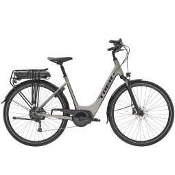 Rower miejski elektryczny Trek Verve+ 2 Lowstep 400 Wh 2020