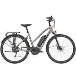 Rower miejski elektryczny Trek Verve+ 2 Stagger 500 Wh 2020