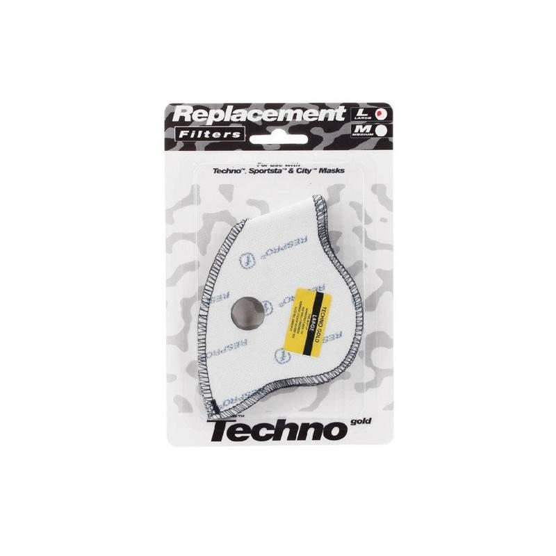 Zestaw filtrów Respro Techno Pack - 2szt.