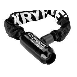 Zapięcie Kryptonite KEEPER 585 INTEGRATED CHAIN 85cm łańcuch z kłódką