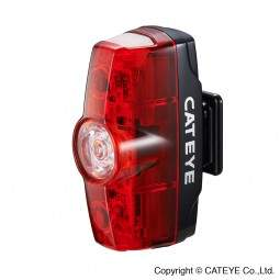 Lampa tylna Cateye Cateye TL-LD635 RAPID MINI zwiększona moc 25 lm
