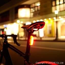 Lampa tylna Cateye Cateye TL-LD720-R RAPID X2 (zwiększona moc)