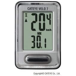 Licznik rowerowy Cateye VELO 7 CC-VL520