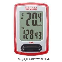 Licznik rowerowy Cateye VELO WIRELESS CC-VT230W