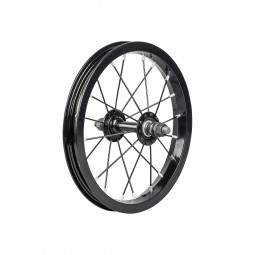 Koło Trek Wheel Front Precaliber 12 Black 2021