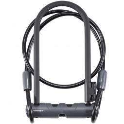 Zapięcie Bontrager Elite Keyed U-Lock with 4' Cable 2020