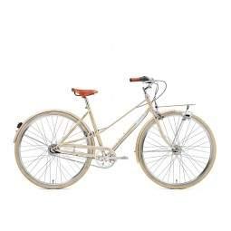 Rower miejski Creme CAFERACER LADY DOPPIO CHAMPAGNE 7s