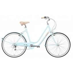 Rower miejski Creme MOLLY UNO LIGHT BLUE 7s